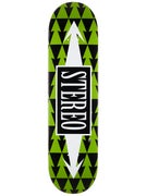 Stereo Arrow Pattern Price Point Deck  8.0 x 31.5