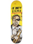 Stereo Leeper Ol' Dirty Deck  8.3 x 32.1