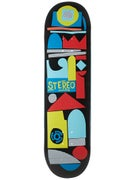 Stereo Team Collage Deck  8.5 x 32.25