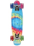 Sunset Tie Dye Grip Complete Skateboard  22