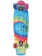 Sunset Tie Dye Grip Complete Skateboard  27