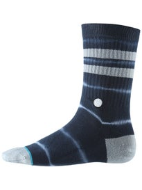 Stance 6AM Socks  White