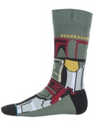 Stance x Star Wars Boba Fett Socks  Green