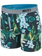 Stance Basilone Flora Underwear  Black