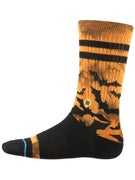 Stance Batfink Socks  Orange