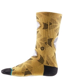 Stance Cancun Socks  Gold