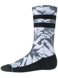 Stance Cyclone Socks  Black