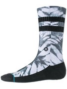 Stance Cyclone Socks  Black
