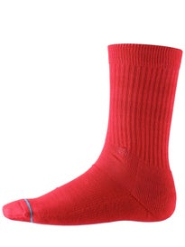 Stance Domain Socks  Red