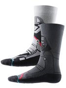 Stance x Star Wars First Order Socks  Dark Grey