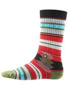 Stance Guadalupe Socks  Black
