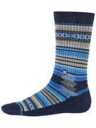 Stance Guadalupe Socks  Navy