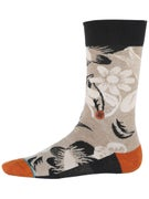 Stance Hanama Socks  Black