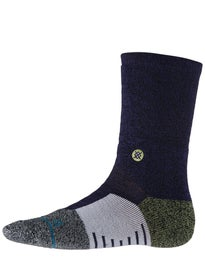 Stance Viper Skate Socks  Purple