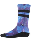 Stance Julius 2 Socks  Blue