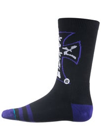 Stance Jay Adams Skate Socks  Black