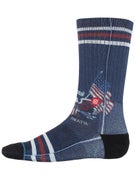 Stance Liberated Socks  Navy