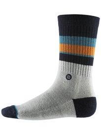 Stance Llama Socks  Navy