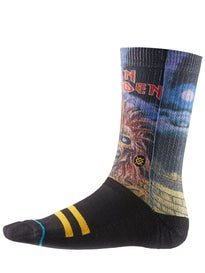 Stance Legends of Metal Iron Maiden Socks  Black