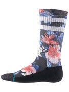 Stance Lounge Bird Socks  Black