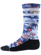Stance Leeward Socks  Navy