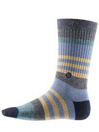 Stance Malibu Stripes Indicator Socks Red