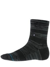 Stance Mission Low Socks  Black