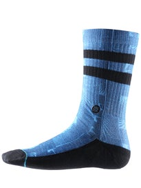 Stance Piranha Socks  Blue
