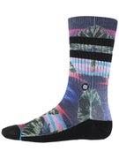 Stance Stranded Socks  Blue