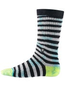 Stance Scalpe Socks  Blue