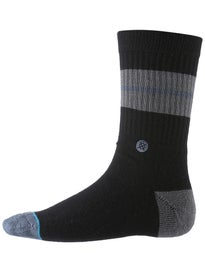 Stance Sequoia Wool Socks  Black