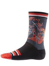Stance Legends of Metal Slayer Socks  Black