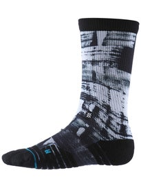 Stance Fusion Athletic Terra Socks  Black