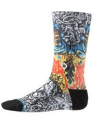 Stance Skate Legends Tom Knox Socks  Black