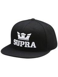Supra Above Snapback Hat