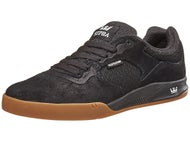Supra Avex Shoes Black/Gum