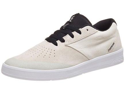Supra Dane Vaughn Shifter Shoes Off White-White