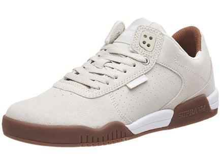 Supra Ellington Shoes White-Gum