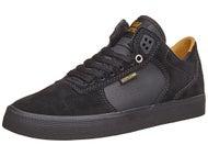 Supra Ellington Vulc Shoes Black/Black