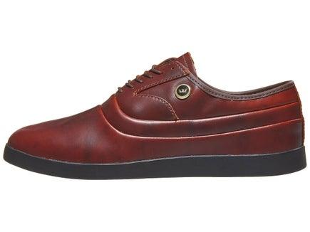 supra greco shoes mahogany black