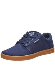 Supra Kids Westway Shoes Blue/Light Gum