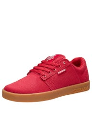 Supra Kids Westway Shoes Cardinal/Gum