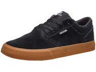Supra Lizard King Shredder Shoes Black/Gum