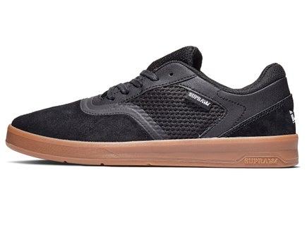 3703c0eb4e Supra Vaughn Saint Shoes Black-Gum