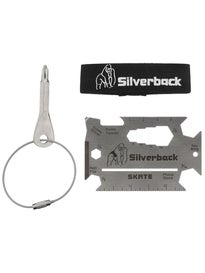 Silverback Skate Multi-Tool and Wallet