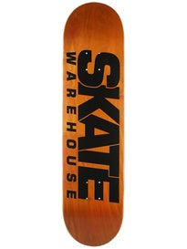 Skate Warehouse Fast Deck 8.12 x 32.25