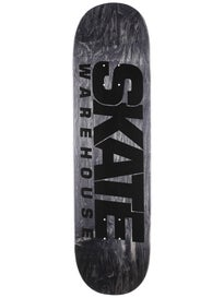Skate Warehouse Fast Deck 8.5 x 32.25