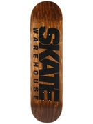 Skate Warehouse Fast Deck 8.8 x 32.5