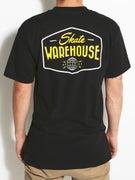 Skate Warehouse Globe Badge T-Shirt