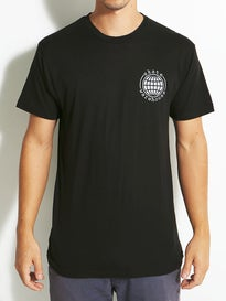 Skate Warehouse Globe T-Shirt